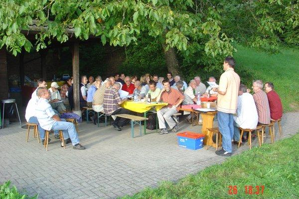 Generalversammlung 2005 verlief problemlos