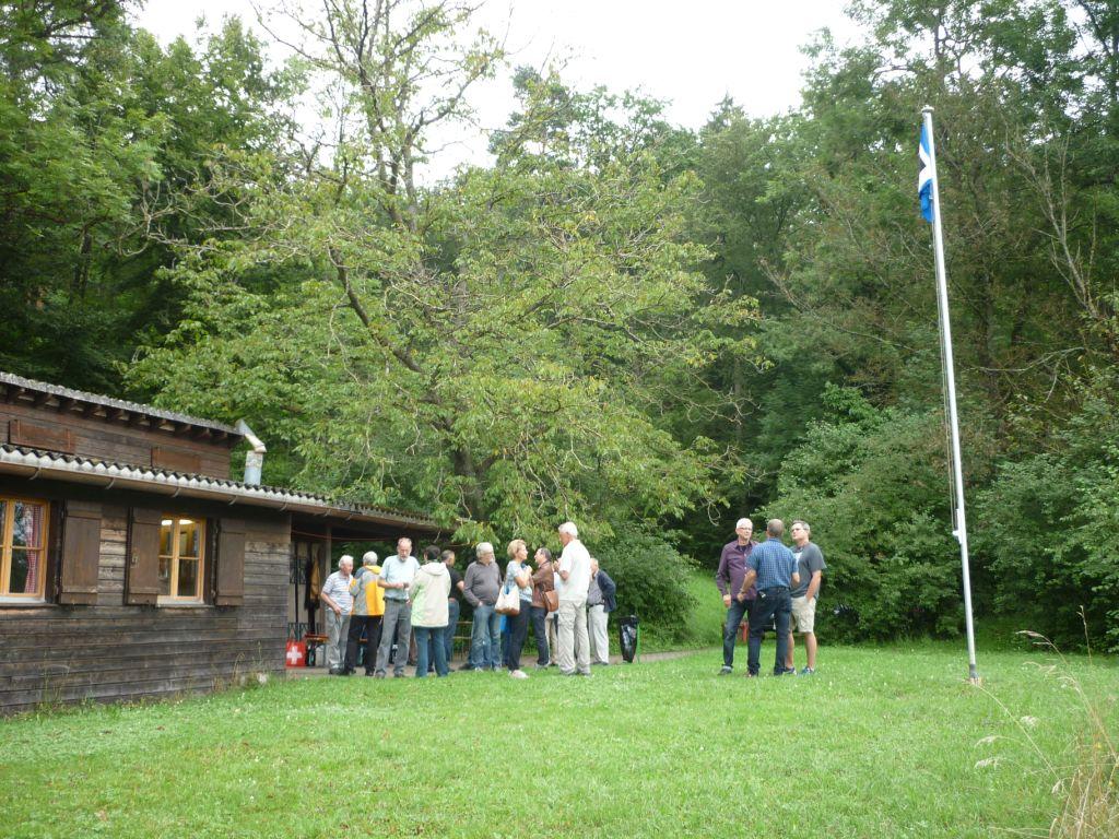 Treffen im Patriaheim Hüttikerberg – GV 2016